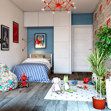 Фото из портфолио Уютный лофт – фотографии дизайна интерьеров на INMYROOM