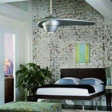 Фотография: Спальня в стиле Лофт, Современный, Декор интерьера, Дом, Декор дома, Мансарда – фото на InMyRoom.ru