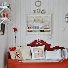 Фотография: Мебель и свет в стиле Кантри, Лофт, Эклектика, Декор интерьера, Швеция, Декор дома, Советы, Шебби-шик – фото на InMyRoom.ru