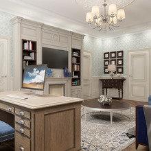 Фото из портфолио Квартира Кутузовский – фотографии дизайна интерьеров на INMYROOM