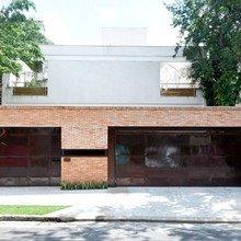 Фотография: Архитектура в стиле Современный, Дом, Дома и квартиры, Бассейн – фото на InMyRoom.ru