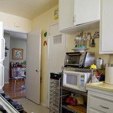 Фотография: Кухня и столовая в стиле Современный, Квартира, Дома и квартиры, Лос-Анджелес – фото на InMyRoom.ru