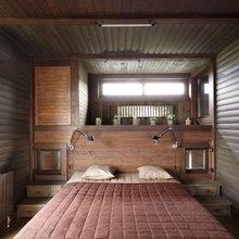 Фотография: Спальня в стиле , Дом, Дома и квартиры, Проект недели, Дача – фото на InMyRoom.ru