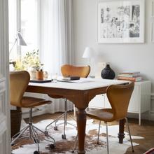 Фотография: Кухня и столовая в стиле Скандинавский, Декор интерьера, Стиль жизни, Советы – фото на InMyRoom.ru