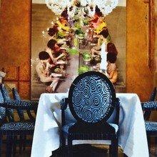 Фотография: Кухня и столовая в стиле Кантри, Италия, Дома и квартиры, Городские места, Отель, Ампир, Барокко – фото на InMyRoom.ru