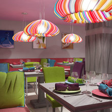 """Фото из портфолио Ресторан """"Карамель"""" – фотографии дизайна интерьеров на INMYROOM"""