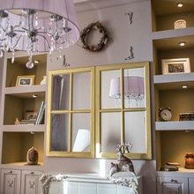 Фотография: Декор в стиле Кантри, Классический, Эклектика, Квартира, Проект недели – фото на InMyRoom.ru