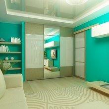 Фото из портфолио проект цвета Т.tiffany – фотографии дизайна интерьеров на InMyRoom.ru