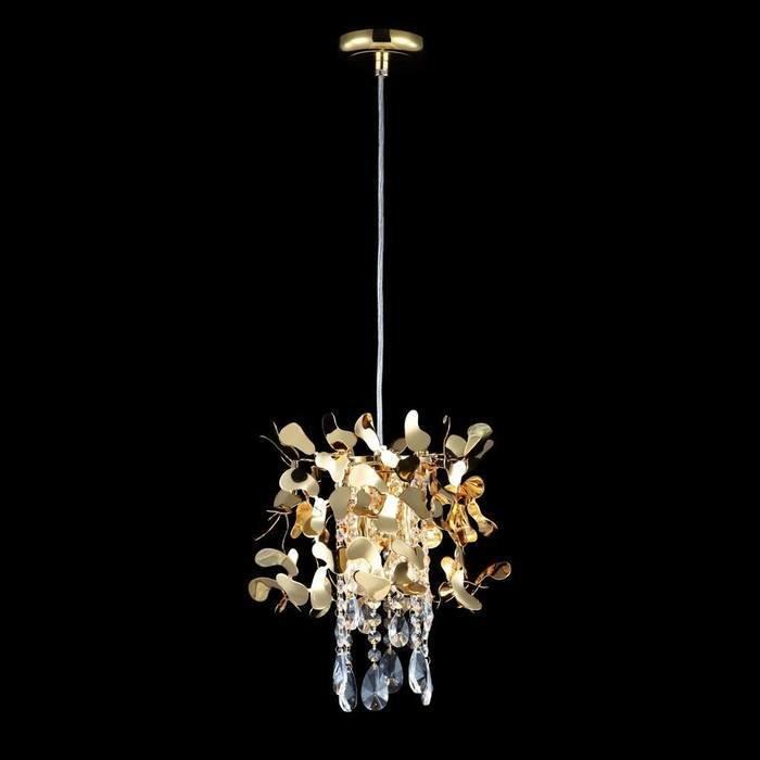 Подвесная люстра Crystal Lux Romeo в стиле арт-деко