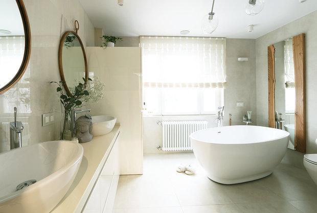Фото из портфолио Квартира на Осеннем бульваре – фотографии дизайна интерьеров на INMYROOM
