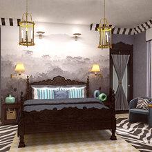 Фотография: Спальня в стиле Классический, Современный, Эклектика, Декор интерьера, Квартира, Дом, Дома и квартиры, Илья Хомяков – фото на InMyRoom.ru