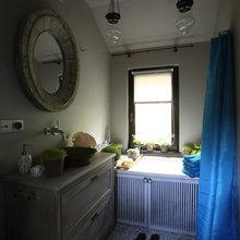 Фотография: Ванная в стиле Современный, Дом, Дома и квартиры, Проект недели – фото на InMyRoom.ru