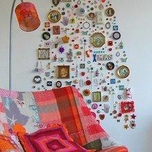 Фотография: Мебель и свет в стиле Современный, Декор интерьера, Праздник, Новый Год – фото на InMyRoom.ru