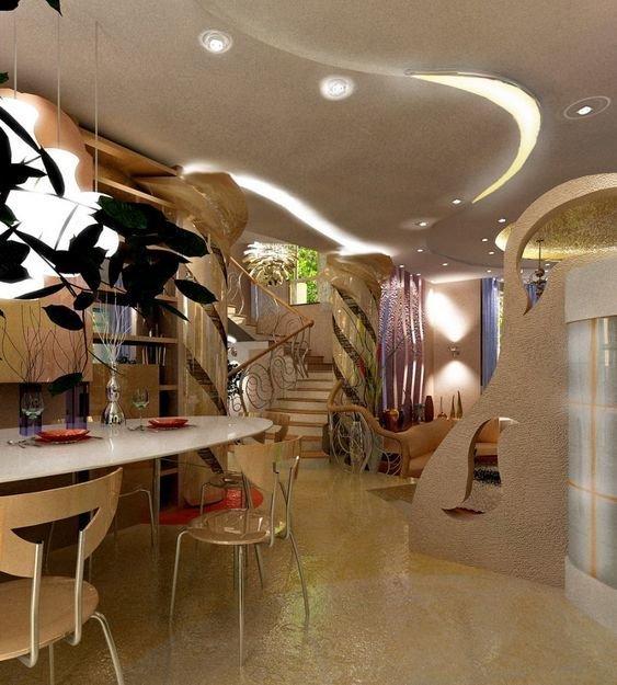 Фотография: Кухня и столовая в стиле Эклектика, Дизайн интерьера – фото на InMyRoom.ru