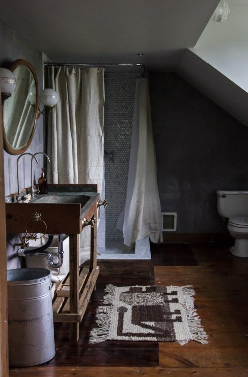 Фотография: Ванная в стиле Скандинавский, Декор интерьера, Декор, Советы – фото на InMyRoom.ru