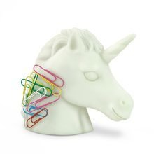 Держатель для скрепок unicorn