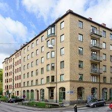 Фото из портфолио  Alfhemsgatan 5, Linnéstaden – фотографии дизайна интерьеров на INMYROOM