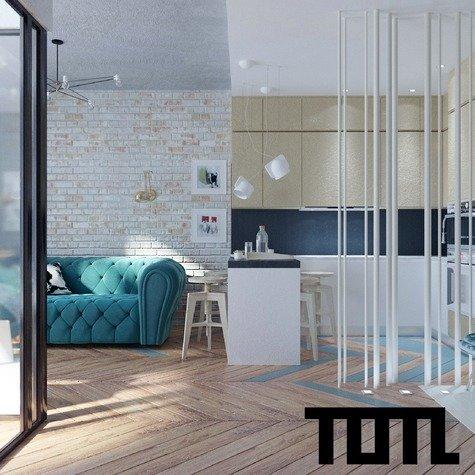 Архитектурное проектирование и дизайн интерьера
