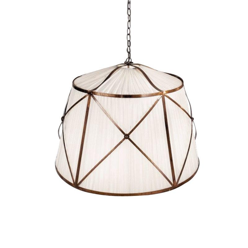 Купить Подвесной светильник Arizzi с абажуром из плиссированной ткани, inmyroom, Италия