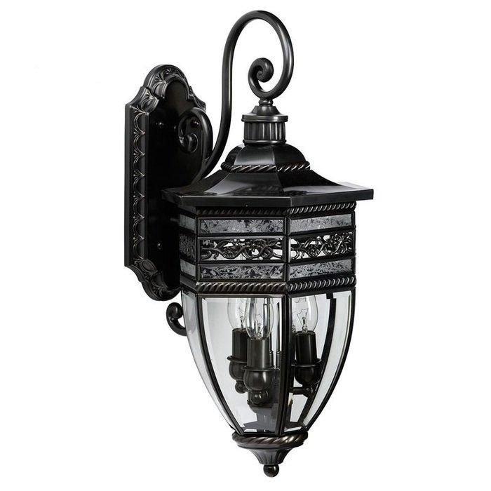 Уличный настенный светильник Chiaro Корсо