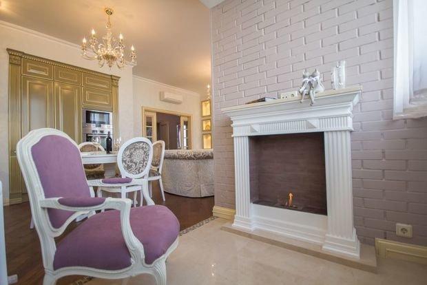 Фотография: Мебель и свет в стиле Классический – фото на INMYROOM