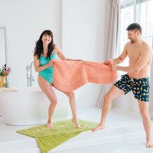 Фото из портфолио  AGconcept коврики для ванной комнаты – фотографии дизайна интерьеров на INMYROOM