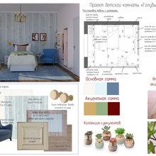 Фото из портфолио Экспресс-дизайн детской комнаты – фотографии дизайна интерьеров на INMYROOM