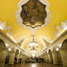 Фотография:  в стиле Классический, Современный, Дома и квартиры, Городские места, Москва – фото на InMyRoom.ru