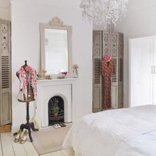 Фотография: Спальня в стиле , Дом, Дома и квартиры, Шебби-шик – фото на InMyRoom.ru