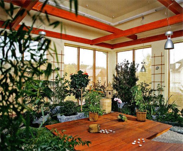 Фотография: Флористика в стиле Восточный, Балкон, Дом, Дома и квартиры – фото на InMyRoom.ru