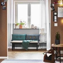 """Фото из портфолио """"Игривый дом"""" : Трехкомнатная квартира в трех версиях – фотографии дизайна интерьеров на InMyRoom.ru"""