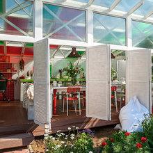 Фотография: Архитектура в стиле Кантри, Современный, Кухня и столовая, Декор интерьера, Интерьер комнат, Тема месяца – фото на InMyRoom.ru