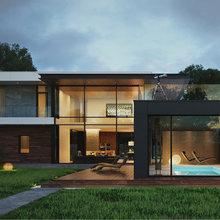Фото из портфолио Lake House – фотографии дизайна интерьеров на INMYROOM