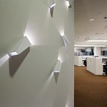 Фото из портфолио Офис Метриум Групп – фотографии дизайна интерьеров на INMYROOM