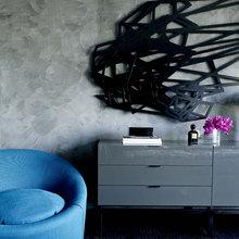 Фотография: Декор в стиле Лофт, Декор интерьера, Декор дома, Цвет в интерьере, Ковер, Геометрия в интерьере – фото на InMyRoom.ru