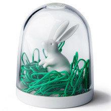 Держатель для скрепок bunny in the field