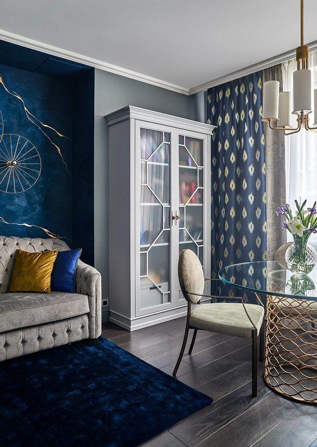 Фотография: Гостиная в стиле Современный, Кухня и столовая, Эклектика, Декор интерьера, Женя Жданова, #каксэкономить, #хочумогу – фото на INMYROOM