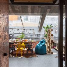Фотография: Кухня и столовая в стиле Лофт, Квартира, Проект недели, Санкт-Петербург, Макс Жуков, ToTaste Studio, 4 и больше, Более 90 метров – фото на InMyRoom.ru