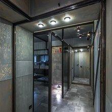 Фотография:  в стиле Современный, Хай-тек, Интерьер комнат, Переделка, Индустриальный – фото на InMyRoom.ru
