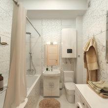 Фото из портфолио Дизайн квартиры в стиле минимализма - просто и модно! – фотографии дизайна интерьеров на InMyRoom.ru