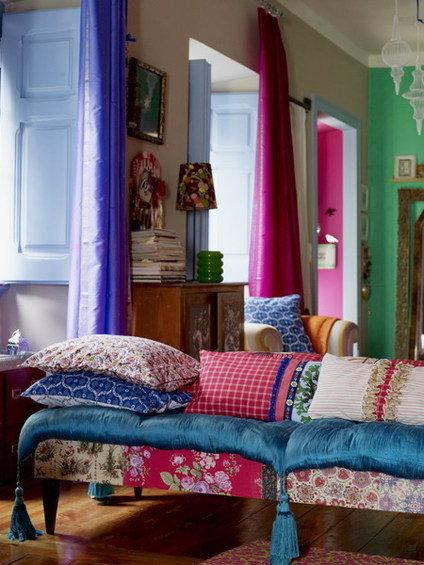 Фотография: Декор в стиле Восточный, Квартира, Дома и квартиры, Перепланировка – фото на InMyRoom.ru