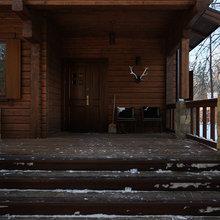 Фотография: Архитектура в стиле Кантри, Современный, Декор интерьера, Дом, Fabbian, Дома и квартиры, IKEA, Шале – фото на InMyRoom.ru