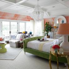 Фотография: Спальня в стиле Эклектика, Декор интерьера, Декор дома, Стена – фото на InMyRoom.ru