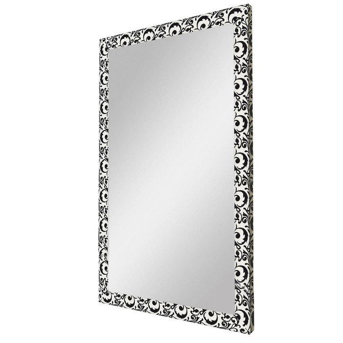"""Зеркало в бархатной деревянной раме """"Эвридика"""""""