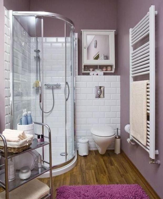 Фотография: Ванная в стиле Лофт, Декор интерьера, Квартира, Дом, Планировки, Советы, Перепланировка – фото на InMyRoom.ru