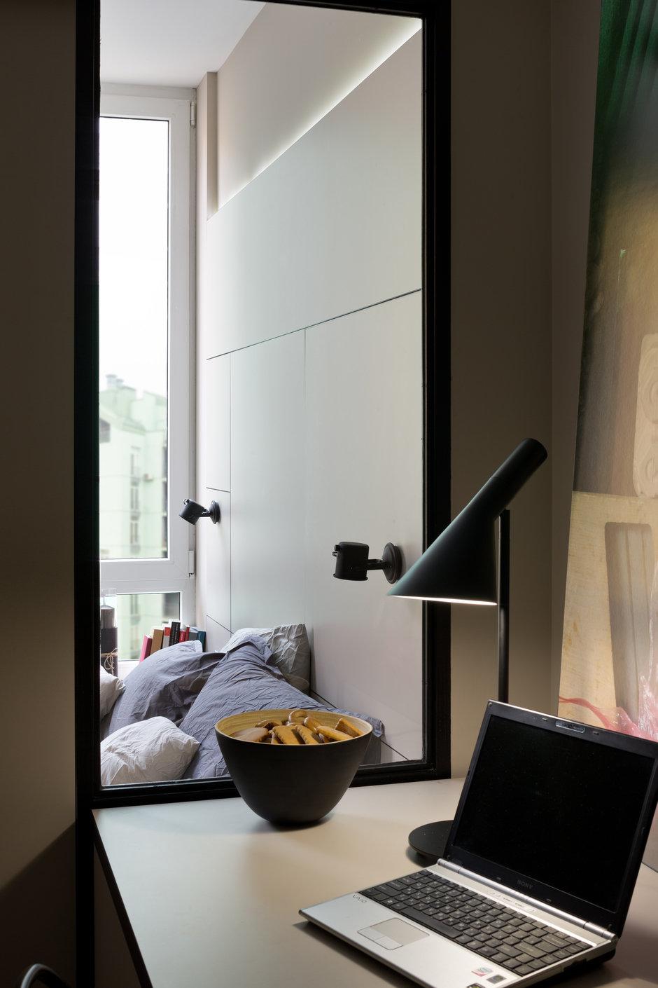 Фотография: Кабинет в стиле Современный,  – фото на InMyRoom.ru