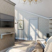 Фото из портфолио Двухуровневые апартаменты – фотографии дизайна интерьеров на INMYROOM