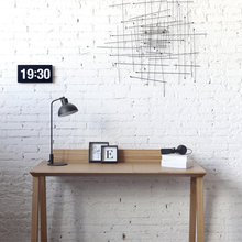 Фотография: Декор в стиле Лофт, Кабинет, Декор интерьера, Мебель и свет – фото на InMyRoom.ru