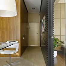 Фотография: Прихожая в стиле Современный, Малогабаритная квартира, Квартира – фото на InMyRoom.ru