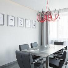 Фотография: Кухня и столовая в стиле Современный, Эклектика – фото на InMyRoom.ru